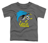 Toddler: Batman - Batgirl Is Hot T-Shirt