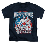 Youth: Wonder Woman - American Heroine T-Shirt