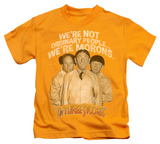 Youth: The Three Stooges - Morons T-Shirt