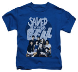Juvenile: Saved By The Bell - Retro Cast T-shirts