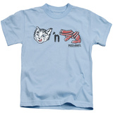 Youth: Puss N Boots - Rebus Logo T-shirts