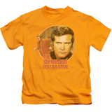 Youth: The Six Million Dollar Man - Run Faster T-Shirt