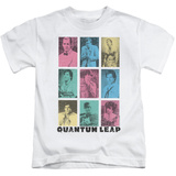 Juvenile: Quantum Leap - Faces Of Sam T-shirts