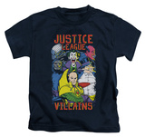 Juvenile: Justice League - Justice For America T-shirts
