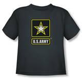 Toddler: Army - Logo Shirts