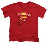 Juvenile: Superman - Super Mech Shield T-shirts