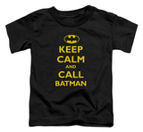 Toddler: Batman - Call Batman T-shirts
