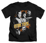 Juvenile: Star Trek - Graphic Good Vs Evil Shirts