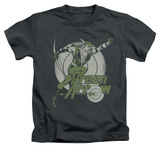 Juvenile: Green Arrow - Right On Target T-Shirt