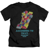 Juvenile: Quantum Leap - According To Ziggy T-Shirt