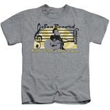 Juvenile: Elvis Presley - Sun Record Company T-shirts