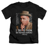 Youth: The Three Stooges - Try To Think Shirt