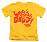 Juvenile: Sugar Daddy - Who's Your Daddy T-shirts