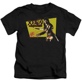 Youth: Xena: Warrior Princess - Cut Up T-Shirt