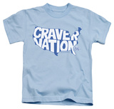 Juvenile: White Castle - Craver Nation Shirts