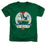 Juvenile: Woody Woodpecker - Classic Golf Shirt