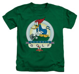 Youth: Woody Woodpecker - Classic Golf Shirt