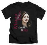Juvenile: Rizzoli & Isles - Maura Isles T-Shirt