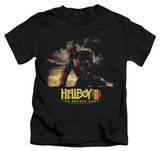 Juvenile: Hellboy II - Poster Art T-shirts