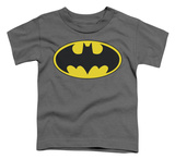 Toddler: Batman - Classic Bat Logo T-shirts