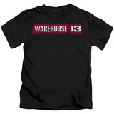Juvenile: Warehouse 13 - Logo T-Shirt