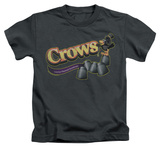 Juvenile: Tootise Roll - Crows T-shirts