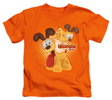 Youth: Garfield - Odie Shirts