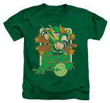 Juvenile: Green Arrow - Green Arrow Stars T-shirts