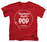 Juvenile: Tootsie Roll Pop - Logo T-Shirt