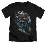 Youth: The Hobbit: An Unexpected Journey - Cast Of Characters T-shirts