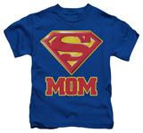 Juvenile: Superman - Super Mom T-Shirt