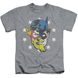 Juvenile: Justice League - Face Off T-Shirt