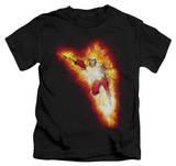 Juvenile: Justice League - Firestorm Blaze T-Shirt