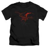 Juvenile: The Hobbit - Smaug T-shirts