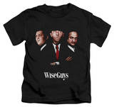 Youth: The Three Stooges - Wiseguys T-shirts