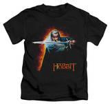 Juvenile: The Hobbit: An Unexpected Journey - Secret Fire T-Shirt