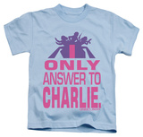 Youth: Charlie's Angels - Answer T-shirts