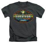 Youth: Survivor - Heroes Vs Villains T-shirts