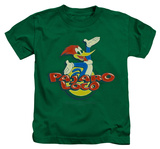 Juvenile: Woody Woodpecker - Loco T-shirts