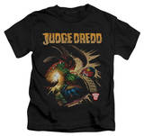 Youth: Judge Dredd - Blast Away T-Shirt