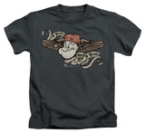 Juvenile: Popeye - I Am T-shirts