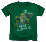 Juvenile: Space Ace - Be Vigilant T-shirts