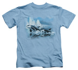 Youth: Wildlife - Glacier's Edge Orcas T-Shirt