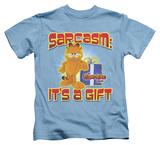 Juvenile: Garfield - Sarcasm T-shirts
