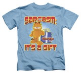 Youth: Garfield - Sarcasm T-shirts