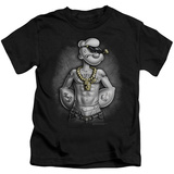 Juvenile: Popeye - Hardcore T-shirts