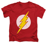 Youth: The Flash - Rough Flash Shirts
