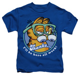 Youth: Garfield - Performing Shirt
