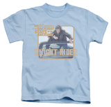 Youth: Knight Rider - Back Seat T-Shirt