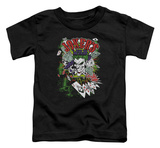 Toddler: Batman - Jokers Wild T-shirts